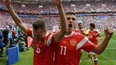 """Photo of """"Mondialul"""" din Rusia a început cu un gest obscen și al doilea cel mai mare scor din istorie într-un meci de deschidere"""
