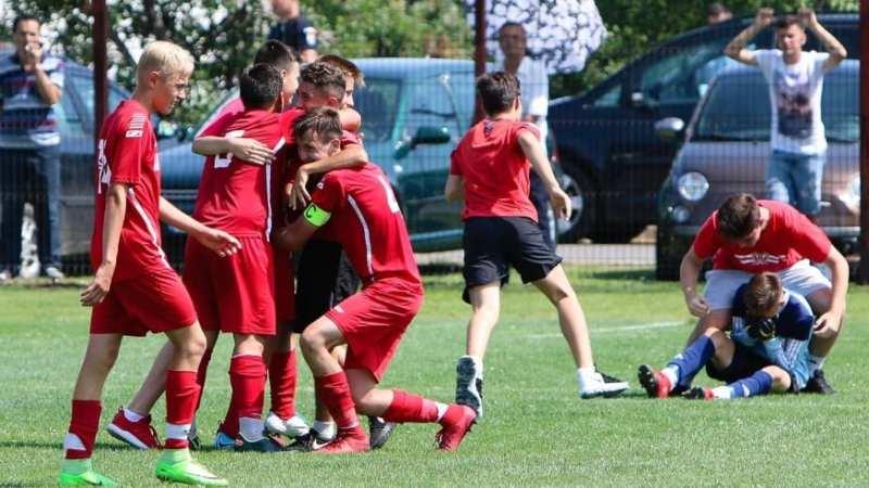 UTA – între cele mai bune 8 echipe din țară la Under 15 după succesul cu Poli, Viitorul a pierdut finala zonei cu CFR Cluj