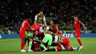 """Photo of Blestemul penalty-urilor a fost rupt: Anglia a câștigat în premieră la """"loterie"""" la un Mondial, lacrimile aparțin Columbiei"""