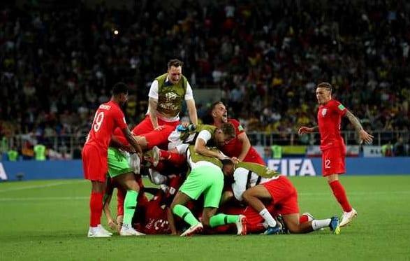 """Blestemul penalty-urilor a fost rupt: Anglia a câștigat în premieră la """"loterie"""" la un Mondial, lacrimile aparțin Columbiei"""