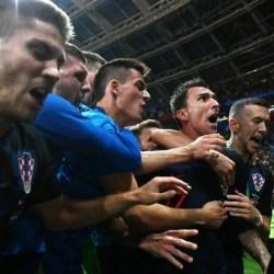 Brexit mondial! Croația, la a treia calificare după 120 de minute în Rusia și joacă pentru trofeu și...revanșă cu Franța