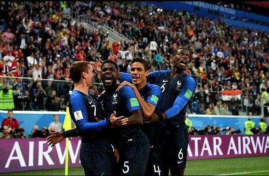 """Umtiti a decretat: Franța - după 12 ani într-o finală Mondială, Belgia se bate (doar) pentru """"bronz"""" în Rusia!"""