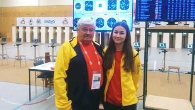 Photo of Pistolara Daria Haristiade, în TOP 15  la Cupa Mondială