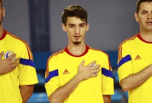 """Arădeanul Iovescu – sub """"tricolor"""" la europenele de futsal pentru persoanele cu diabet"""