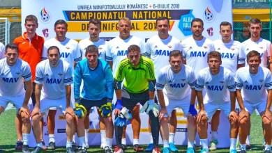 """Photo of """"Călăii"""" echipelor arădene au acces în """"careul de ași"""", trofeul la mini-fotbal a ajuns la vecinii timișoreni"""