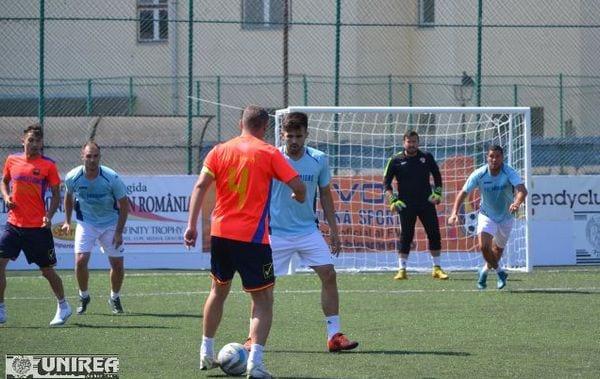 Barele nu țin gol de goluri și Premierul începe cu stângul finala de la Alba Iulia + FOTO