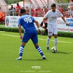 """Juniorul Copaci, decisiv cu primele goluri în """"alb-roșu"""": """"Mister susține că am simț în fața porții și mă trimite mereu în careu la fazele fixe"""""""