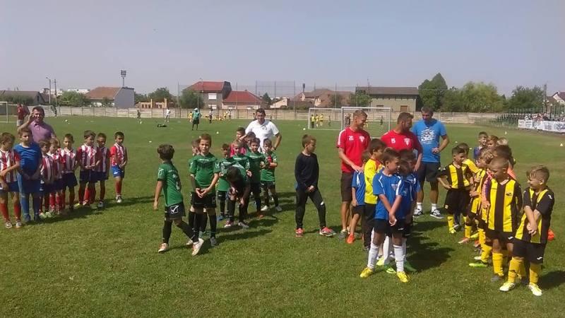Două echipe din Timiș, una din Caraș și UTA au pus mâna pe Cupa Ladislau Brosovszky