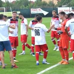 Chef de goluri între colegele seriei a IV-a: FC Dumbrăvița - Șoimii Lipova 5-3