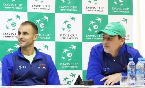 Andrei Pavel este noul antrenor al lui Marius Copil