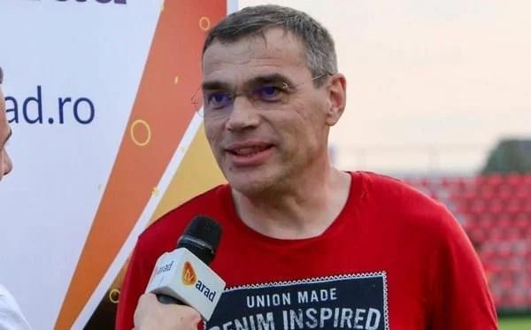 """UTA a intrat în săptămâna redebutului în Liga 1 și finanțarea de la Primărie e încă în aer! Meszar: """"Este datoria noastră comună în fața Aradului și arădenilor"""""""