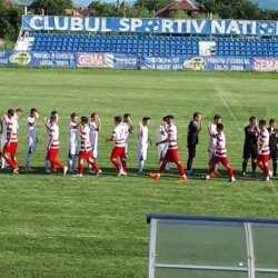Nou promovata și-a adjudecat derby-ul amical al Crișului Alb: Național Sebiș - Chișineu Criș  0-2