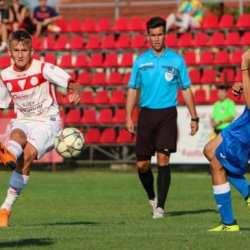 Vulturar - convocat pentru meciul cu Farul la numai 14 ani, Creța va fi rezerva lui Orlic pe Litoral