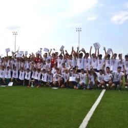 Start în Cupa Aradului: 102 meciuri de juniori în 24 de zile, campioanele vor fi premiate de Burleanu!