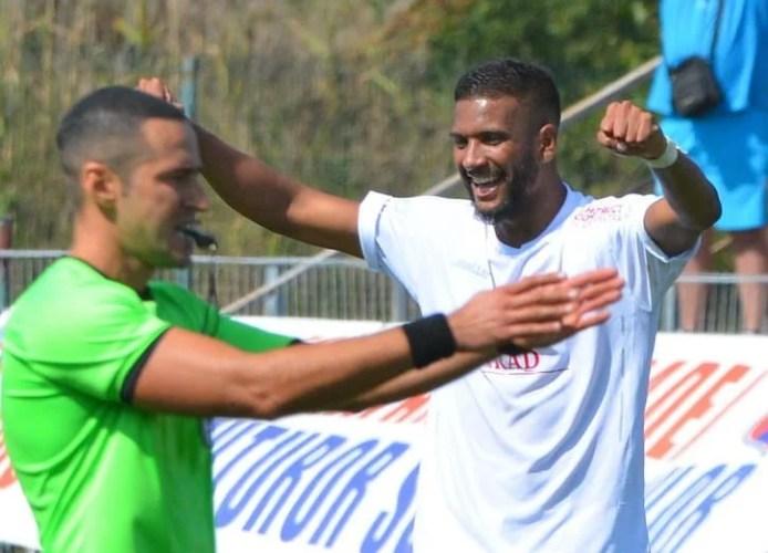 Mici speranțe în recuperarea lui El Hasni pentru meciul cu FC Argeș, altfel defensiva utistă va fi cu totul și cu totul inedită