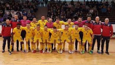 Photo of Naționala de futsal a României întâlnește Albania la Arad!