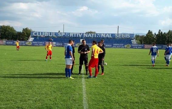 Liga a V-a, etapa a 5-a: Secusigiu - stopată la Iratoșu, Sebiș II și Satu Nou au dat 11!