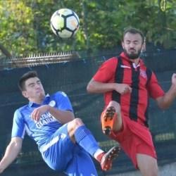 Liga a III-a (seria a IV-a), etapa a 6-a: Săulescu - omul derby-ului Reșița - Unirea Alba Iulia