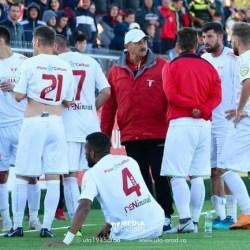 UTA mai e transmisă pe posturile TV naționale doar în deplasări, arădenii dispută penultimul meci al anului 2018 în Liga 2-a!