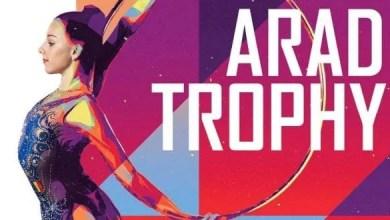 """Photo of Gimnastele de la ritmică dau recital la """"Arad Trophy"""", 250 de concurente din cinci țări se întrec la Sala Sporturilor Victoria"""