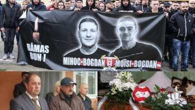 Photo of Familia UTA și-a luat rămas bun de la Bogdan Mihoc