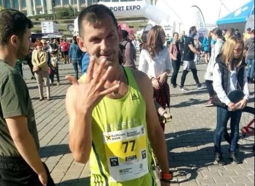 CS Universitatea Arad domină maratonul românesc: Mîneran a câștigat cel de-al cincilea titlu național cu record personal, Surlea a luat argintul