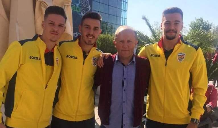 """Man, Petre și Oaidă se reîntâlnesc sub """"tricolor"""": Ucraina și Irlanda de Nord – proximii adversari ai României U21 în preliminariile Euro 2021"""