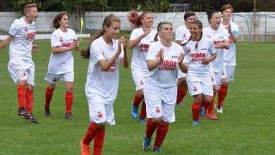 Photo of Goleadă și în Cupă în derby-ul Aradului la fotbal feminin: CS Ineu – AC Piroș Security  4-11