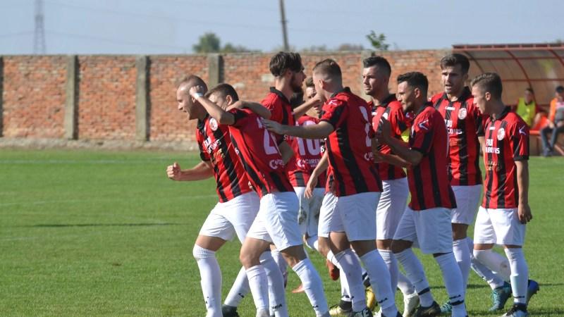 Liga a IV-a Arad, etapa a 11-a: Sântana și Zăbraniul profită de weekend-ul liber al Pecicăi, Socodor și Felnac se impun în derby-urile suferinței