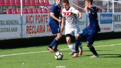 Photo of Liga Elitelor: UTA Under 17 nu a avut nicio șansă la Sibiu