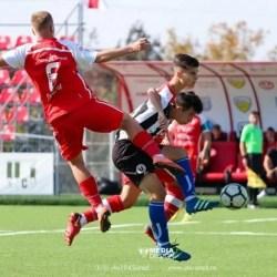 """Debut cu """"duș rece"""" și acasă în Liga Elitelor: UTA Under 19 - U. Cluj 0-5"""