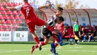 """Photo of Debut cu """"duș rece"""" și acasă în Liga Elitelor: UTA Under 19 – U. Cluj 0-5"""