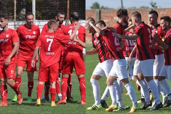 Runde decisive pentru titlul de campioană de toamnă în Liga 4-a: Zăbraniul vrea să răpună liderul Sântana în primul derby sub comanda lui Todea!