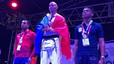 Photo of Arădeanul Daniel Lazăr – cel mai bun judoka la Jocurile Latino-Americane ale Polițisților și Pompierilor