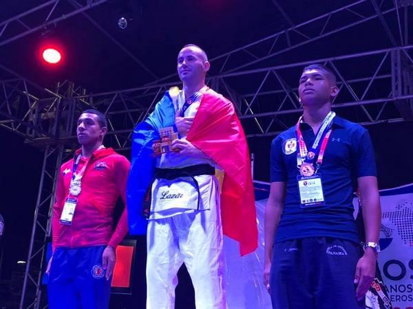 Arădeanul Daniel Lazăr – cel mai bun judoka la Jocurile Latino-Americane ale Polițisților și Pompierilor