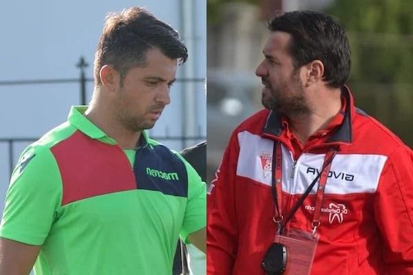 """Miculescu: """"Înfrângerile aduc înfrângeri, echipa e căzută moral"""" v.s. Anca: """"E important că nu am primit gol și am legat și a patra victorie"""""""