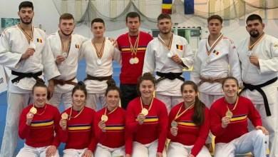 Photo of Judoka Robi Nagy, vicecampion național cu echipa Clujului chiar de ziua sa