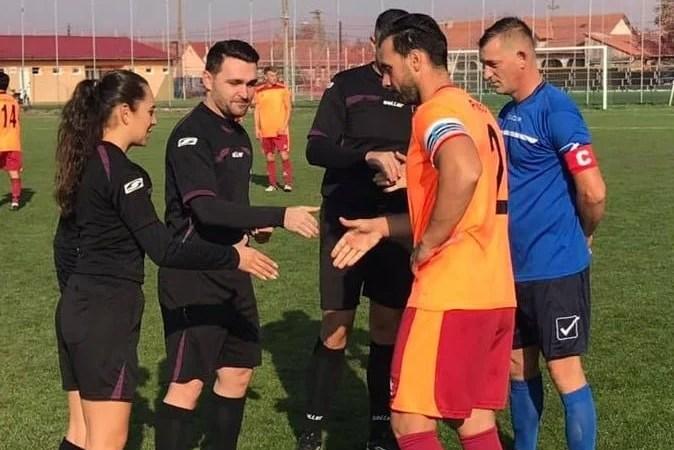 Victorie umbrită de incidente greu de anticipat în secolul 21: Podgoria Pîncota – Păulișana Păuliș   2-1