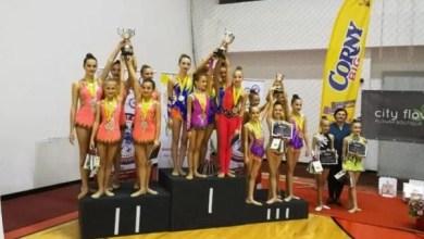 Photo of Medalii pentru gimnastele de la ritmică la Cupa României şi Campionatele Naţionale de Ansambluri