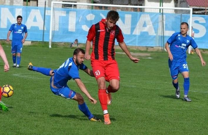 """Azi prieteni, sâmbătă adversari! Săulescu și Ruță prefațează Reșița - Sebiș: """"90 de minute uităm de tot, punctele sunt foarte importante"""""""