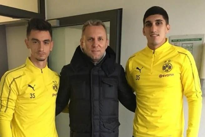 """Stahl - în probe la Borussia Dortmund! Popa: """"Ne rugăm să reușească, banii pe el ar fi o mare gură de oxigen pentru clubul UTA"""""""