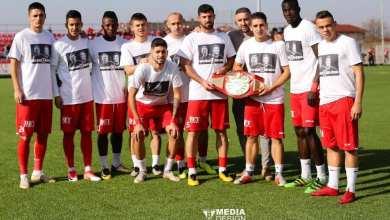 """Photo of Responsabilizarea jucătorilor, tema săptămânii în vestiarul UTA-ei: """"O întâmplare fericită că suporterii i-au aplaudat și le-au cântat după meciul cu U. Cluj"""""""