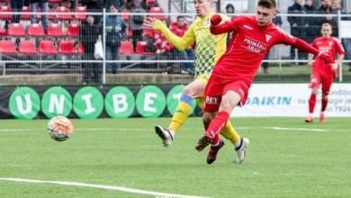 """Photo of Costin, omul meciului cu Daco-Getica: """"Nu mă pot bucura pentru că nu am scos decât un egal și am mai ratat două ocazii pe lângă golul marcat"""""""