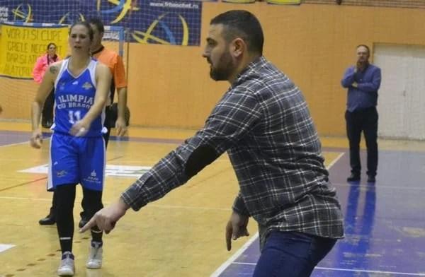 """Medveđ părăsește ICIM-ul după înfrângerea de la Constanța: """"Vreau să creez un șoc pozitiv, cred în continuare că această echipă poate mai mult"""""""