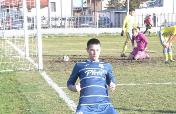 """Lipovanul Trabalka încheie turul Ligii a 3-a cu 14 goluri: """"Cred că în retur putem ridica ștacheta și mai sus și putem promova"""" + FOTO"""