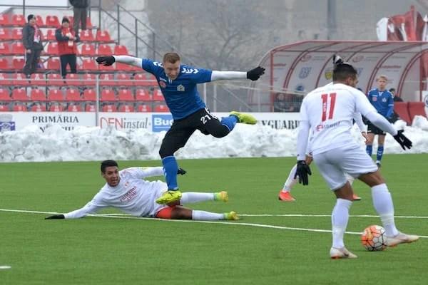 Galerie foto: UTA – Szeged, scor 1-1
