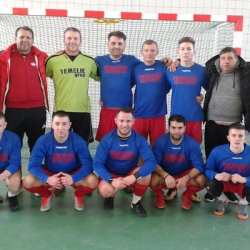 Ghiorocul, a patra finalistă a campionatului județean de futsal! Felnacul - călăul gazdelor de la Șagu, în semifinale