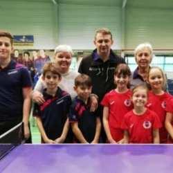 CSM-ul propune o nouă generație la tenis de masă