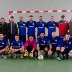 Campionatul județean de futsal: Macea și-a câștigat dreptul să lupte pentru trofeu pe propriul parchet