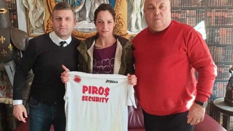 """Sârbovan a semnat, dar Piroș anunță și alte transferuri pentru o promovare certă: """"La anul, din Liga 1, ne propunem să dăm mai multe jucătoare la națională"""""""